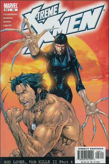X-Treme X-Men (2001) 28-A by Marvel