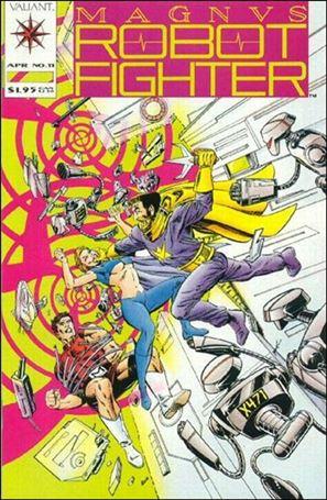 Magnus Robot Fighter (1991) 11-A