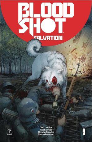 Bloodshot Salvation 9-A