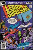 Legion of Super-Heroes (1980) 261-B