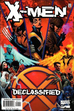X-Men: Declassified 1-A