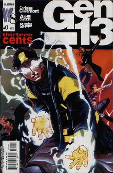 Gen13 (2002) 0-A by WildStorm