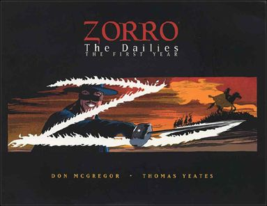 Zorro: The Dailies, First Year 1-A by Image