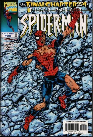 Spider-Man 98-B by Marvel