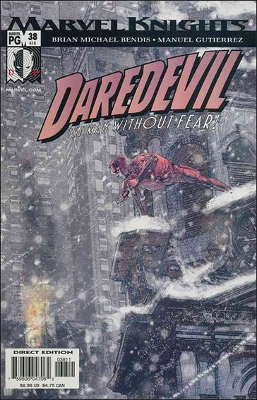 Daredevil (1998) 38-A by Marvel