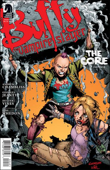 Buffy the Vampire Slayer Season 9 24-B by Dark Horse