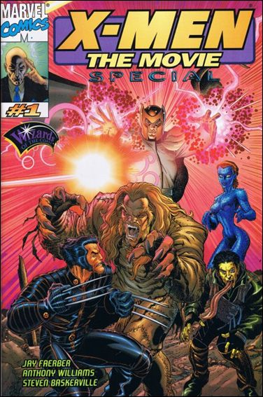 X-Men the Movie Special Edition 1-A by Marvel