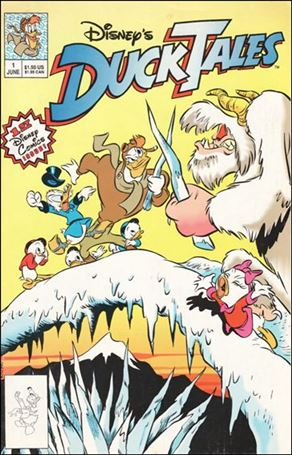 Disney's DuckTales (1990) 1-A