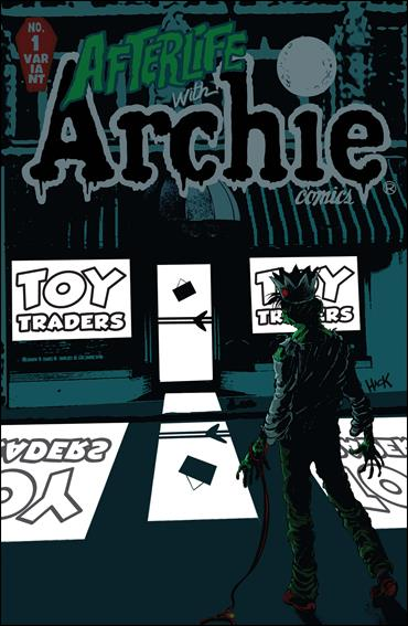 Afterlife with Archie 1-FY by Archie