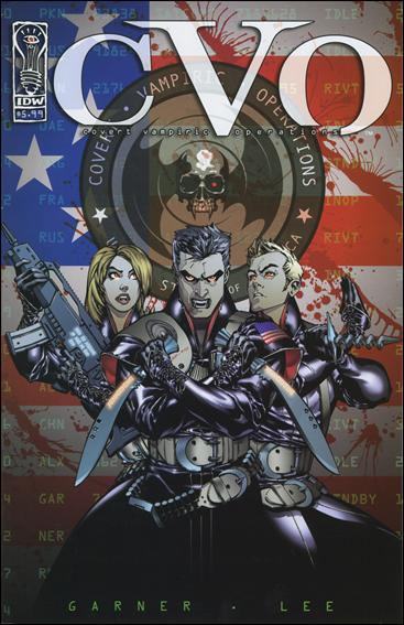 CVO: Covert Vampiric Operations nn-A by IDW