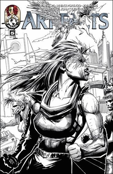 Artifacts (2010) 5-G by Top Cow