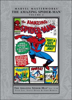 Marvel Masterworks: The Amazing Spider-Man 4-A