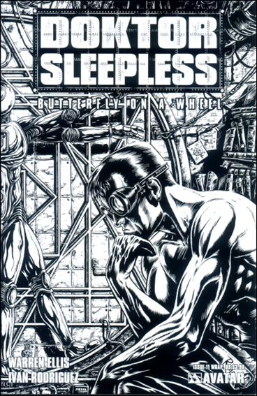 Doktor Sleepless 11-B by Avatar Press