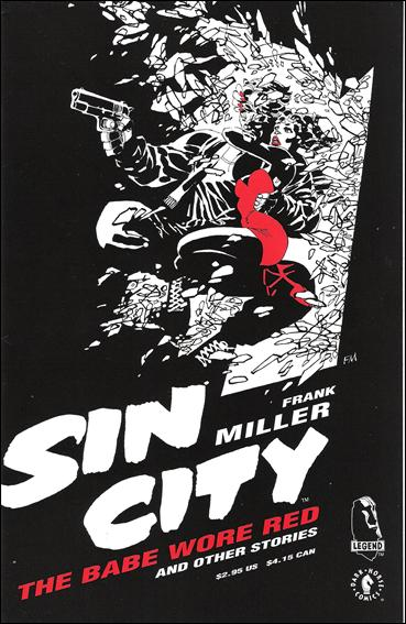 Sin City: The Babe Wore Red and Other Stories nn-A by Dark Horse