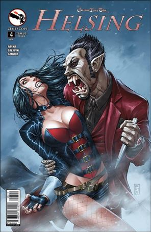 Grimm Fairy Tales Presents Helsing 4-A