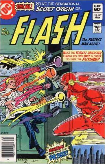 Flash (1959) 309-A by DC