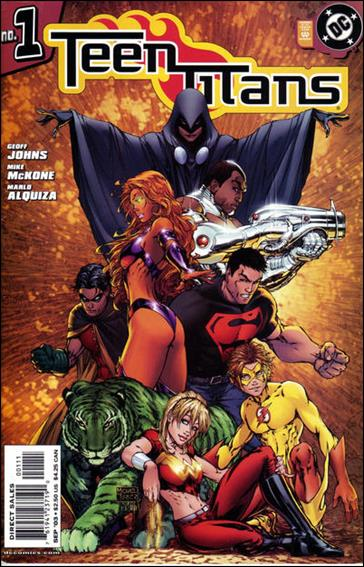 Teen Titans (2003) 1-B by DC