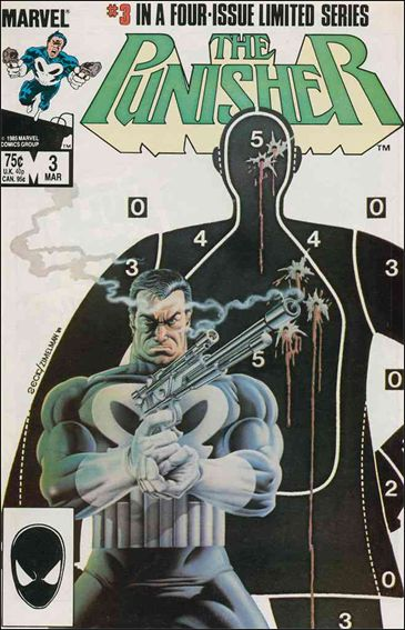 Punisher (1986) 3-A by Marvel