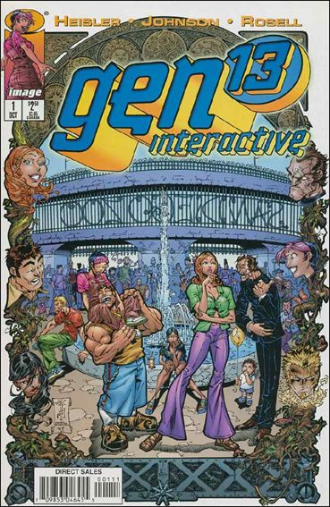 Gen13 Interactive 1-A by Image