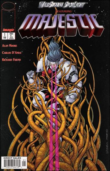 WildStorm Spotlight 1-A by Image