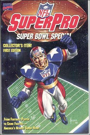 NFL SuperPro Special Edition 1-A