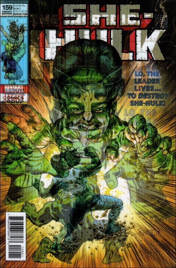 She-Hulk (2018) 159-B by Marvel