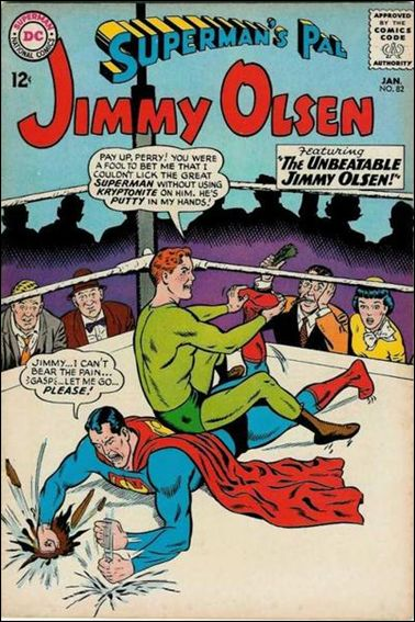 Superman's Pal Jimmy Olsen 82-A by DC
