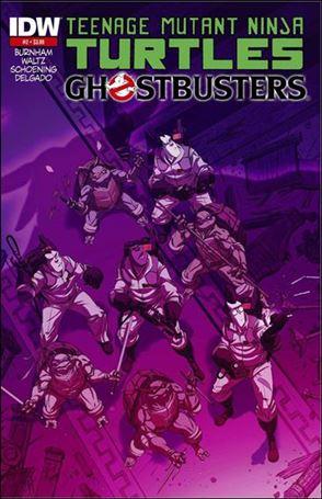 Teenage Mutant Ninja Turtles / Ghostbusters 2-G