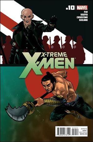 X-Treme X-Men (2012) 10-A