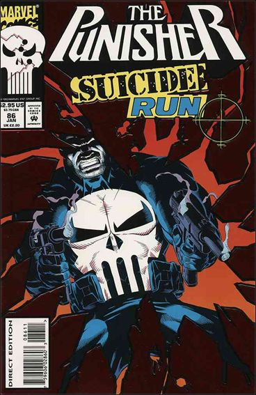 Punisher (1987) 86-A by Marvel