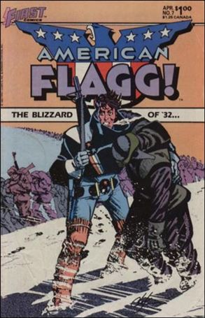 American Flagg! (1983) 7-A