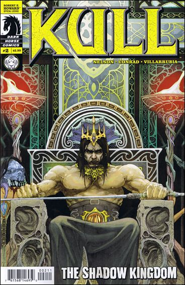 Kull 2-A by Dark Horse