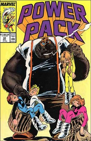 Power Pack (1984) 32-A