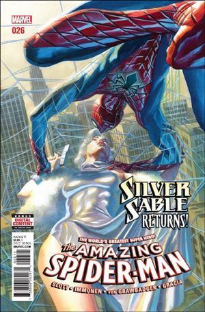 Amazing Spider-Man (2015) 26-A