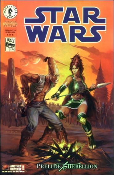 Star Wars/Star Wars Republic 5-B by Dark Horse
