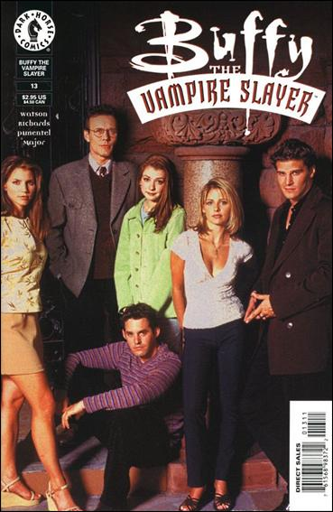 Buffy the Vampire Slayer 13-B by Dark Horse