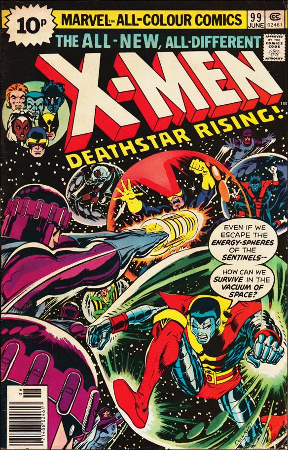 X-Men (1963) 99-C by Marvel