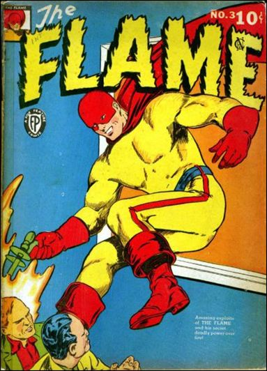 Flame (1940) 3-A by Fox