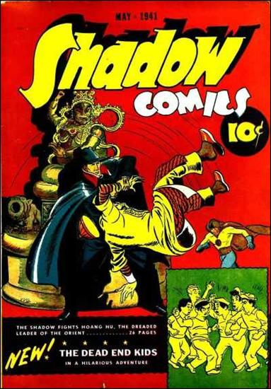 Shadow Comics (1940) 10-A by Street and Smith Publications