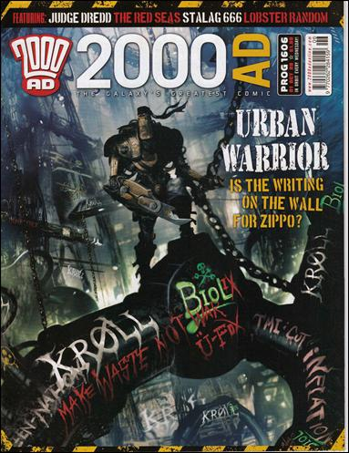 2000 A.D. (UK) 1606-A by Rebellion
