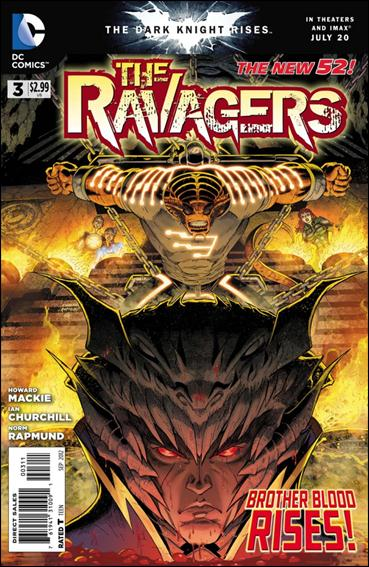 Ravagers 3-A by DC