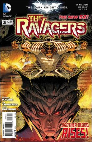 Ravagers 3-A