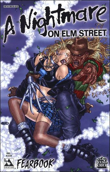 Nightmare on Elm Street: Fearbook nn-B by Avatar Press