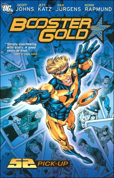 Booster Gold 1-A by DC