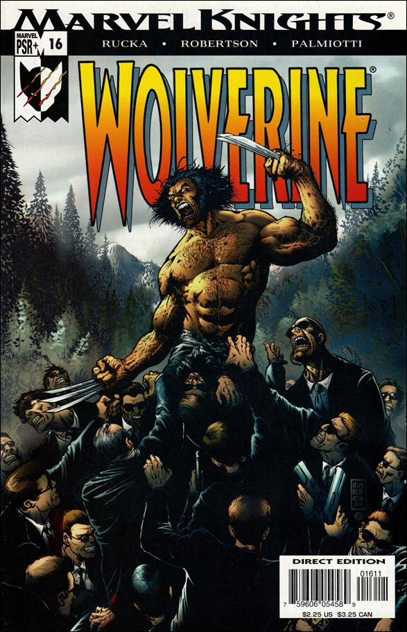 Wolverine (2003)  16-A by Marvel