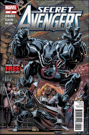 Secret Avengers (2010) 30-A by Marvel