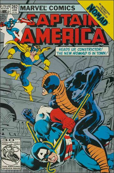 Captain America (1968) 282-C by Marvel