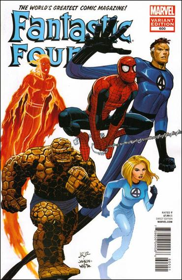 Fantastic Four (1961) 600-B by Marvel