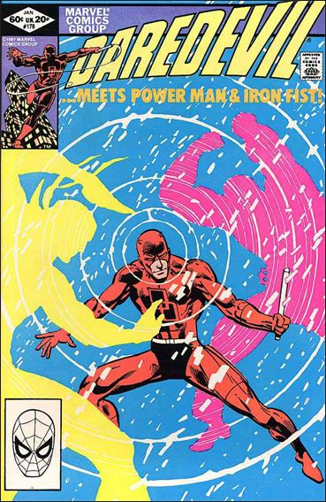 Daredevil (1964) 178-A by Marvel