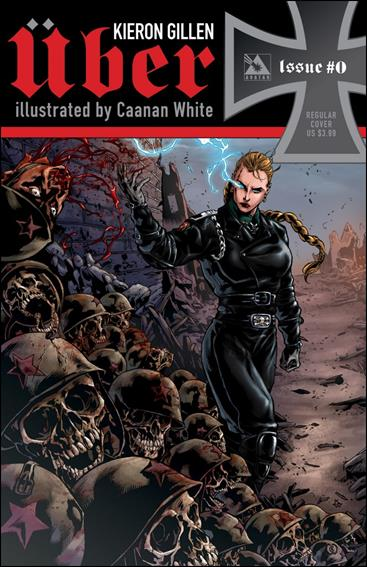 Uber 0-A by Avatar Press